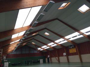 Salle omnisports - PLABENNEC
