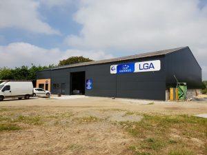 garage LGA P1